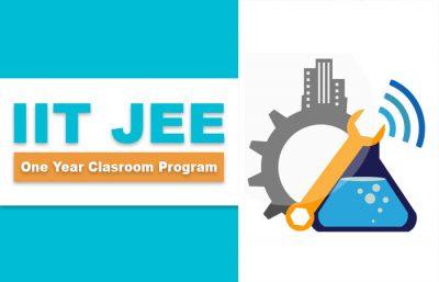 IIT JEE Coaching - One Year Program