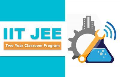IIT JEE Coaching - Two Year Program